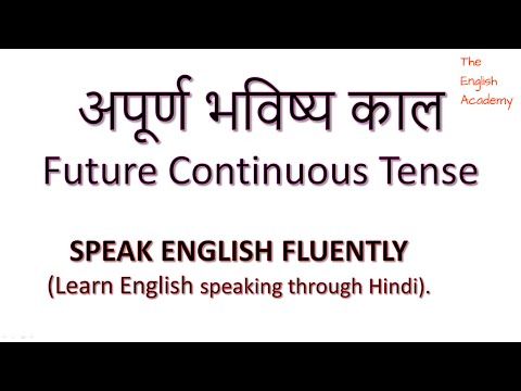 Future Continuous Tense Examples, Definition, Exercise, Formula