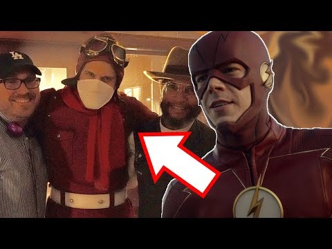 Earth-19 Flash Returns! Accelerated Man! - The Flash 4x20 Teaser Breakdown