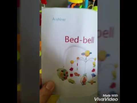 Arshiner musical crib mobile