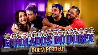 DESAFIO DO DUREX EM DUPLA!!