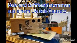 DIY: Cigar Box Ukulele bauen
