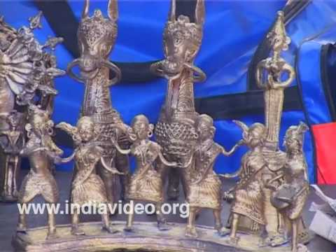 Dhokra Metal Casting in West Bengal