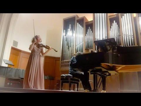 TCHAIKOVSKY - Valse-Scherzo Op.34 - ANNA SAVKINA
