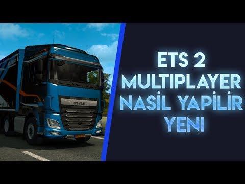 ETS 2 Multiplayer Nasıl Yapılır [Yeni] 2019