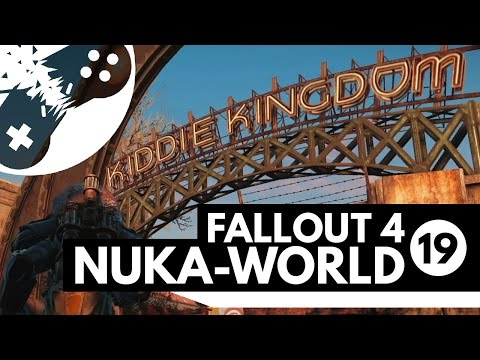 Fallout 4 Nuka-World: The Best Kind of Science | Episode 19 | As I Play Dying