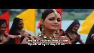 Salman Khan - Bindiya chamke, choodi khanke