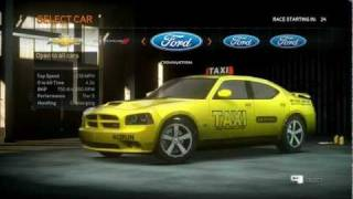 Need For Speed The Run Multiplayer Gameplay [HD] Tier 5 Dodge Charger SRT8 Supertaxi [Expresso]