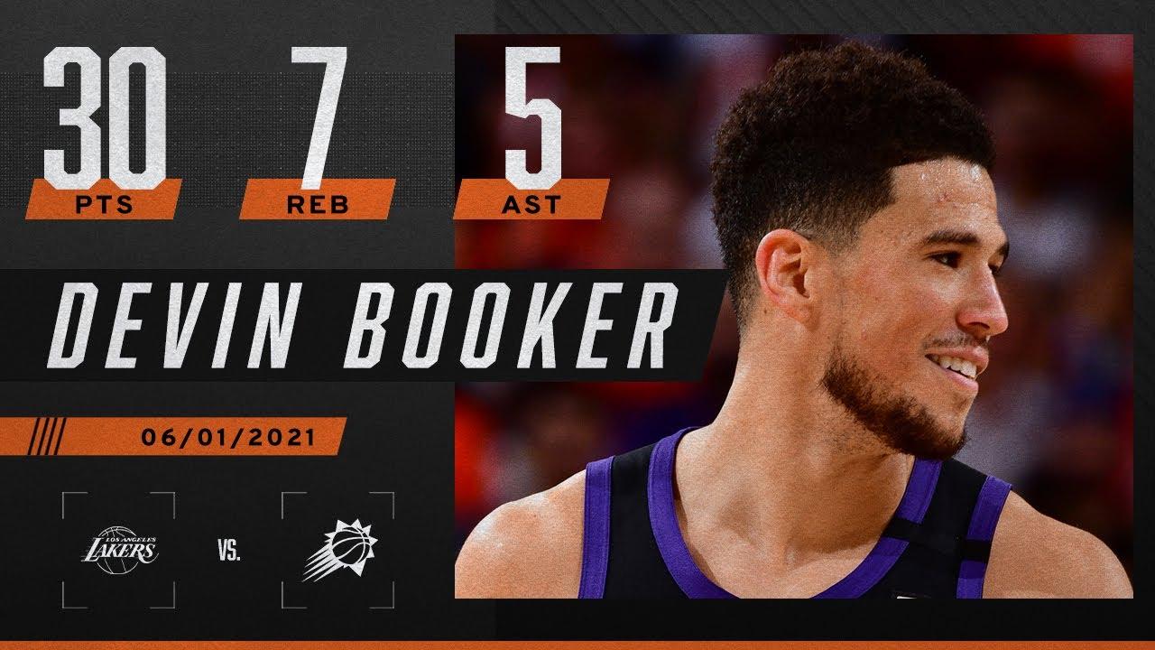 Clippers vs. Suns score, takeaways: Devin Booker's triple-double ...