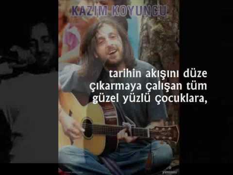 Kazim Koyuncu - Haluk Levent Cemberimde gül oya