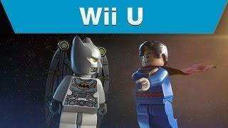Wii U - LEGO Batman 3: Beyond Gotham Announce Trailer