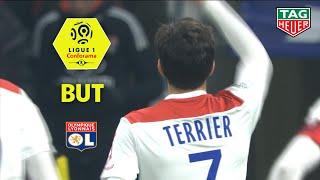 But Martin TERRIER (15') / Olympique Lyonnais - EA Guingamp (2-1)  (OL-EAG)/ 2018-19
