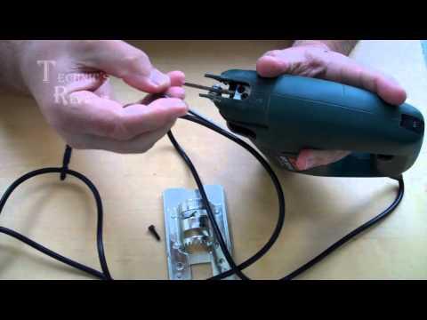 Ремонт электролобзика интерскол