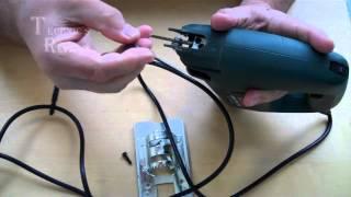 Ремонт электролобзика своими руками