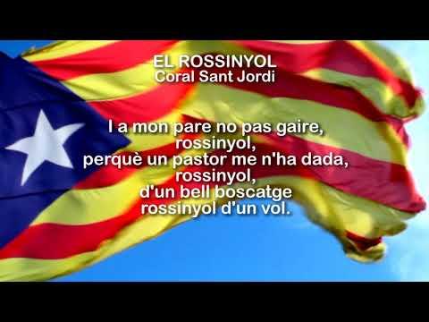 Coral Sant Jordi - El Rossinyol (Amb Lletra)