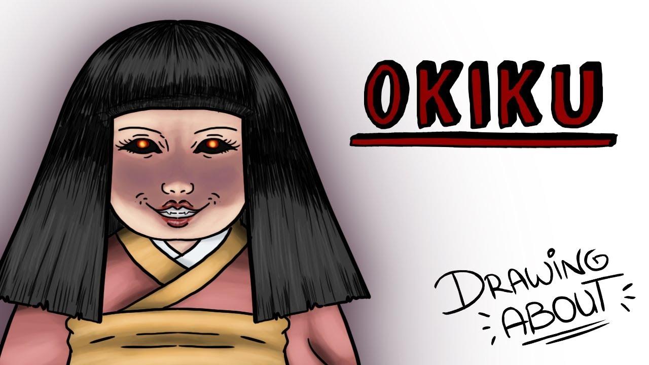 LA LEYENDA JAPONESA DE LA MUÑECA DIABÓLICA OKIKU | Draw My Life