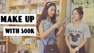 Quynh Anh Shyn - CHALLENGE #3 : Make Up With 500K
