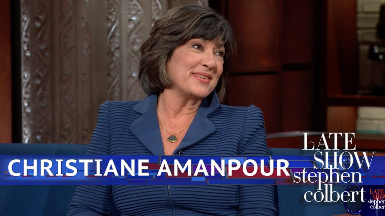 Late Show with Christiane Amanpour