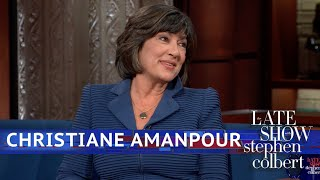 Christiane Amanpour: Does Trump Play The Media?