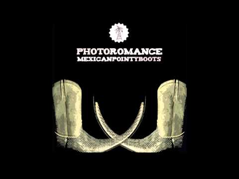 Photo Romance - Mexican Pointy Boots