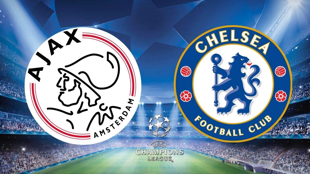Uefa Champions League 2019 20 Ajax Vs Chelsea 23 10 19 Fifa 20