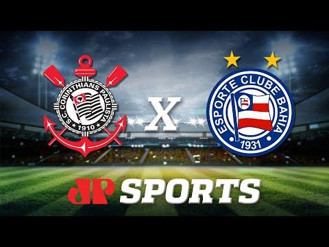 Corinthians 2 x 1 Bahia - 21/09/19 - Brasileirão