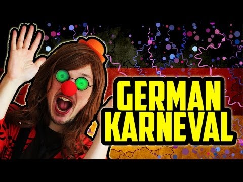 German Karneval | Get Germanized | + BLOOPERS