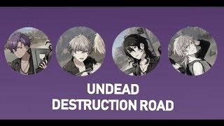 UNDEAD - DESTRUCTION ROAD