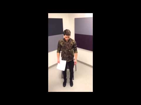 Caleb Miller: Peter Pan submission