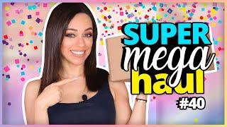 SAQUEN SUS PALOMITAS Y SNACKS, OTRO SMH SUPER LARGO! | SUPER MEGA HAUL 40