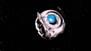 Portal 2: Secret Wheatley Cutscene - SPACE