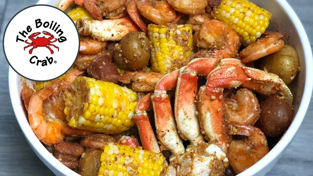 CÓMO HACER LOS CAMARONES DE BOILING GRAB /camarones estilo Louisiana/shrimp & crab boiling