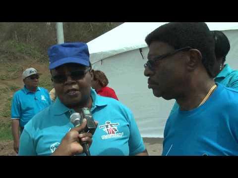 VOLUNTEER Youth Present for the Future, May 31, 2014, -  Trinidad & Tobago