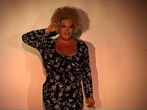Dena Cass at Miss Gay USofA 2004 prelim night - YouTube