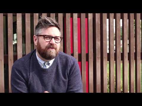 Australian Graphic Designer Christopher Doyle talks about his experiences