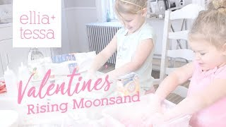 Valentine's Rising Moonsand Activity