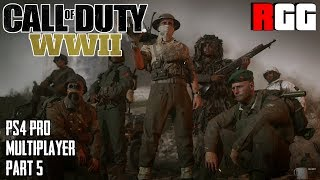 RGG's - CALL OF DUTY WW2 - ΕΠΙΚΑ KILLS ΜΕ SHOTGUN!!