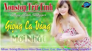 Nhac tru tinh nonstop voi giong hat vang Thuy Hanh