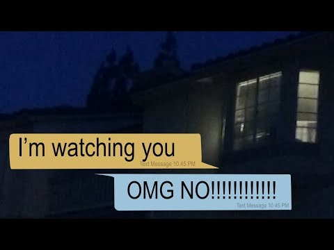 More creepy texts from the babysitter - texting story