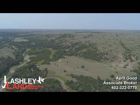 Nebraska Ranch for Sale | Plum Creek Range and Creek