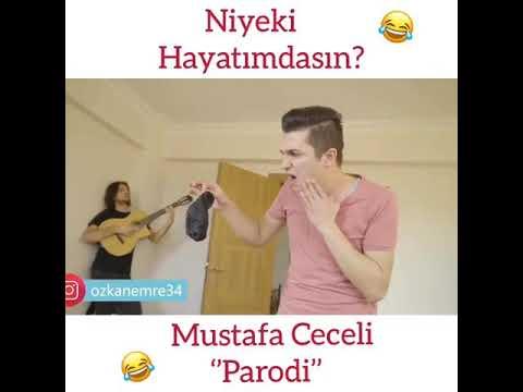 Meriç İzgi ft. Emre Özkan niyeki hayatımdasın Mustafa Ceceli parodi