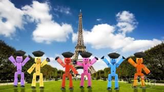 Игрушки Stikbot для создания анимации - Студия анимации у вас дома!