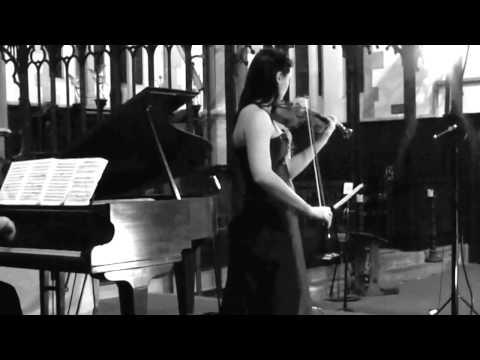 """"""" Summertime """" - Lana Trotovsek - from Gershwin 's Porgy and Bess Fantasy"""