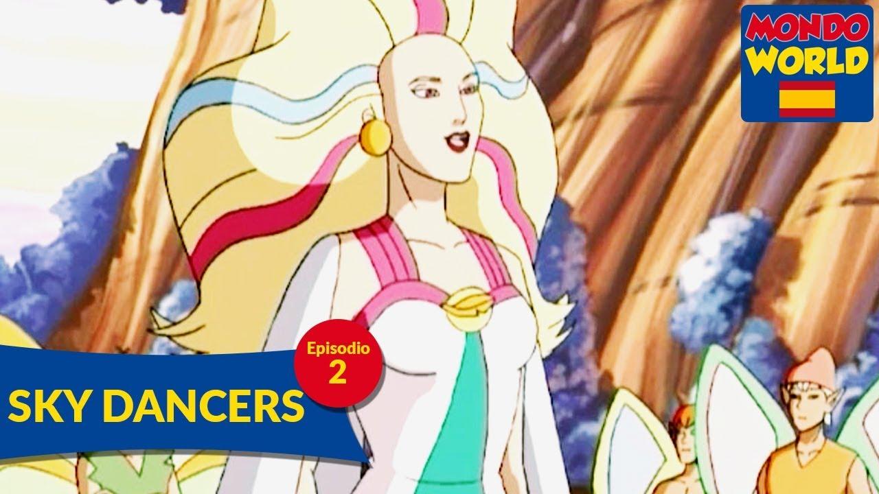 SKY DANCERS | Episodio 2 | series animadas para niños | todos los episodios en español