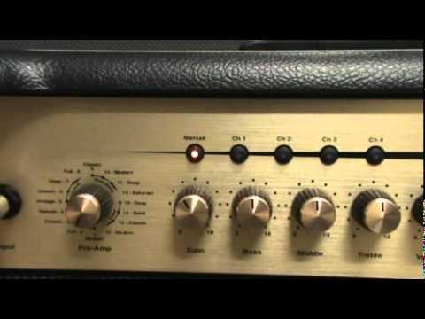 marshall jmd 1 501 clean sound combo amp youtube. Black Bedroom Furniture Sets. Home Design Ideas
