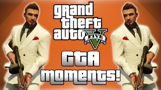 GTA 5 Online Funny Moments! - JAIL BREAK!, The Magic Pipe, Flintstones Bathtub, COME ON IN and More!
