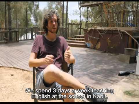 Experience Israel in Kibbutz Harduf