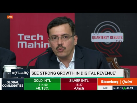 #Q3WithBQ: Tech Mahindra Earnings Conference