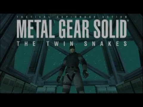 Albi | Metal Gear Solid: The Twin Snakes