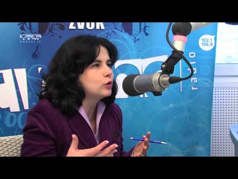 Gost dana - Nada Topić Peratović - 12. 1. 2015.