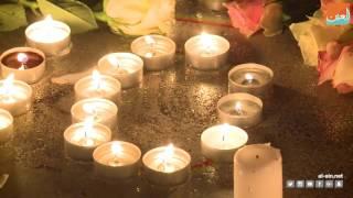 بالفيديو.. باريس تتضامن مع ضحايا اعتداء أورلاندو